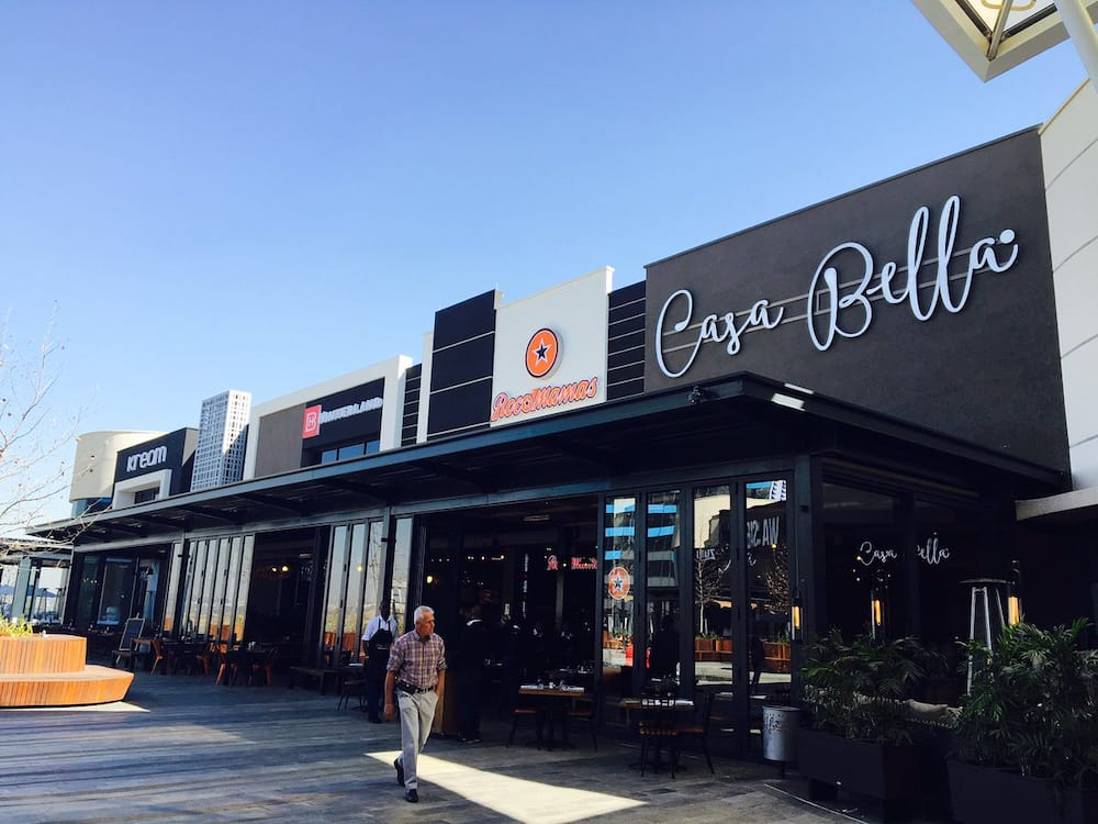 5 biggest malls in South Africa 2019
