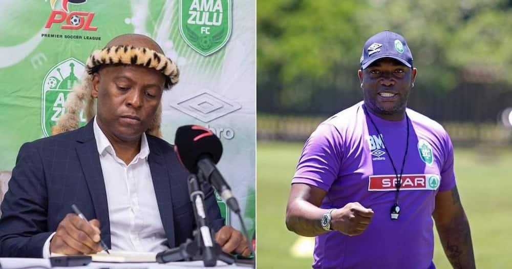 AmaZulu, Sandile Zungu, CAF Champions League
