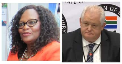 Nomvula Mokonyane says Agrizzi's Bosasa corruption claims are unreliable