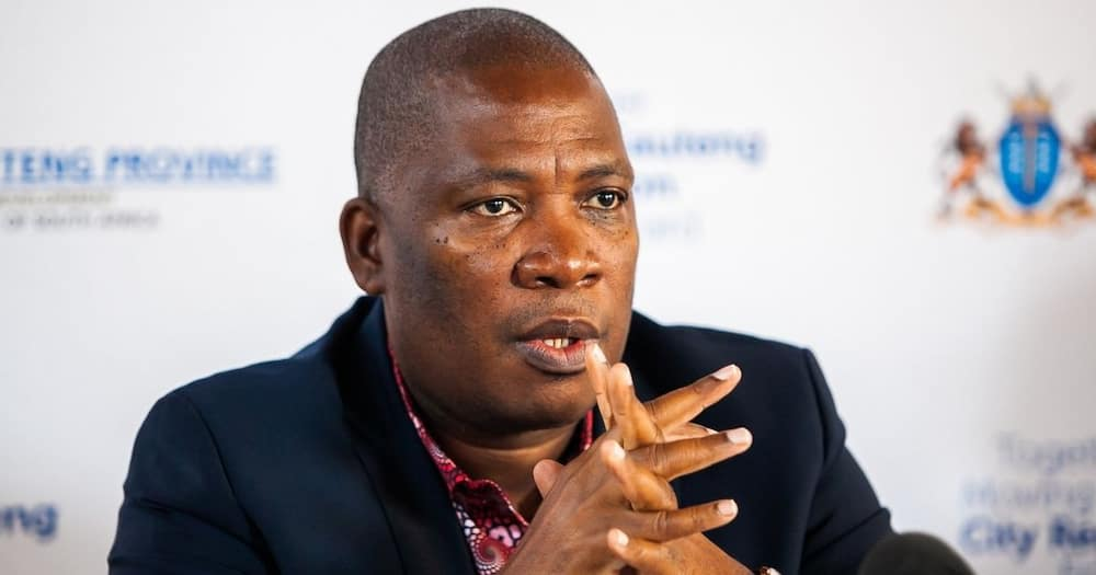 Cornwall Hill College, Lesufi visits amid racism allegations