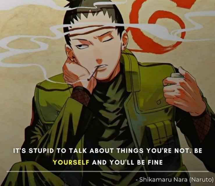 kutipan dan ucapan Naruto terbaik