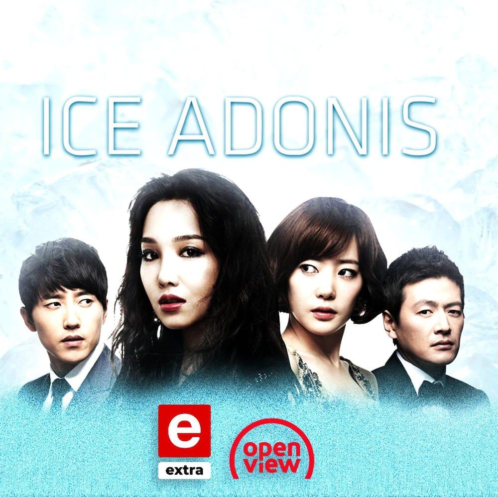 Ice Adonis (Yellow Boots) Korean drama series
