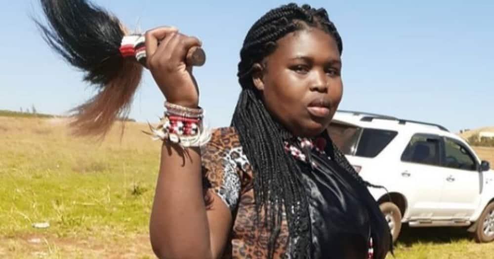 Izangoma Zodumo: Gogo Maweni's ancestors can't stand gospel music