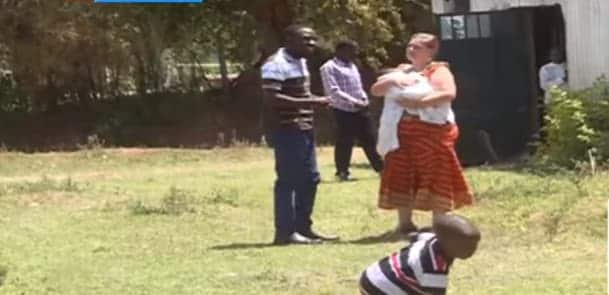 American missionary marries Bungoma bodaboda rider she met in church
