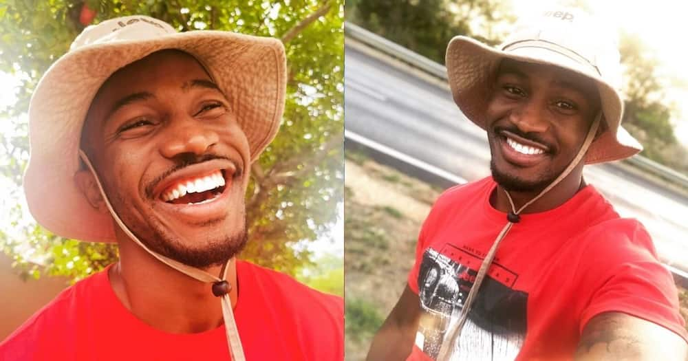 Lunga Shabalala confirms exit from The River, moving to next project