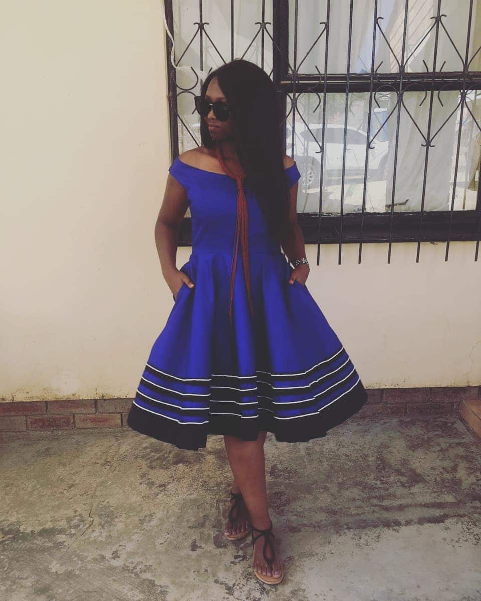 Xhosa traditional attire