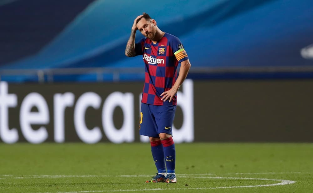 Lionel Messi told Barcelona he wants out after meeting with Ronald Koeman