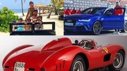 Lionel Messi has the most valuable car collection in world of sports worth R570 million