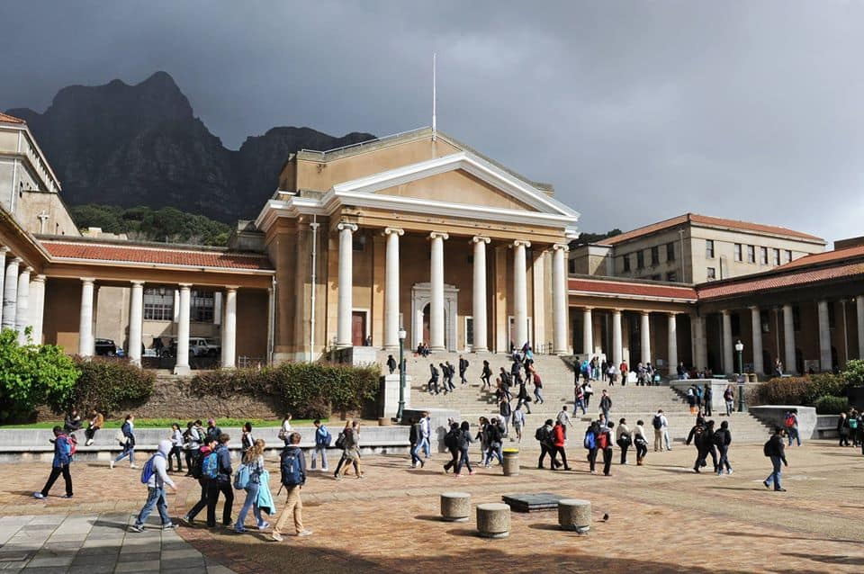 UCT application dates 2021