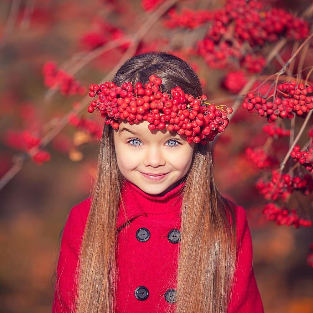 Anastasiya Knyazeva modelling career