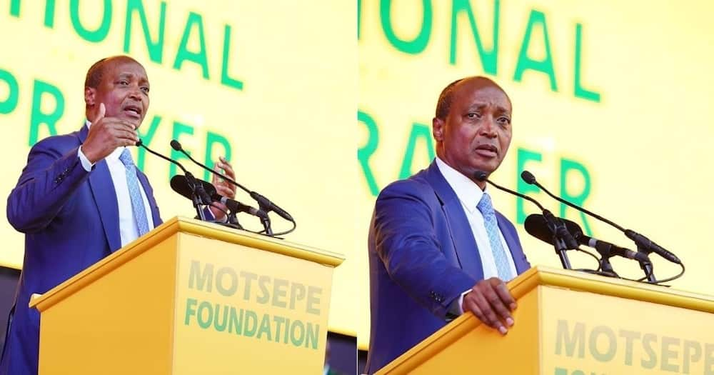 Patrice Motsepe's branchless bank reaches 2 million customers