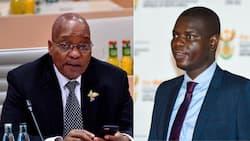 Zuma may be paroled in under 4 months behind bars, says Minister Ronald Lamola