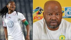 Exclusive: Lefa Tsutsulupa on why Mamelodi Sundowns are not favourites against Golden Arrows