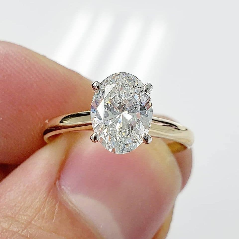 How much are engagement rings in South Africa?