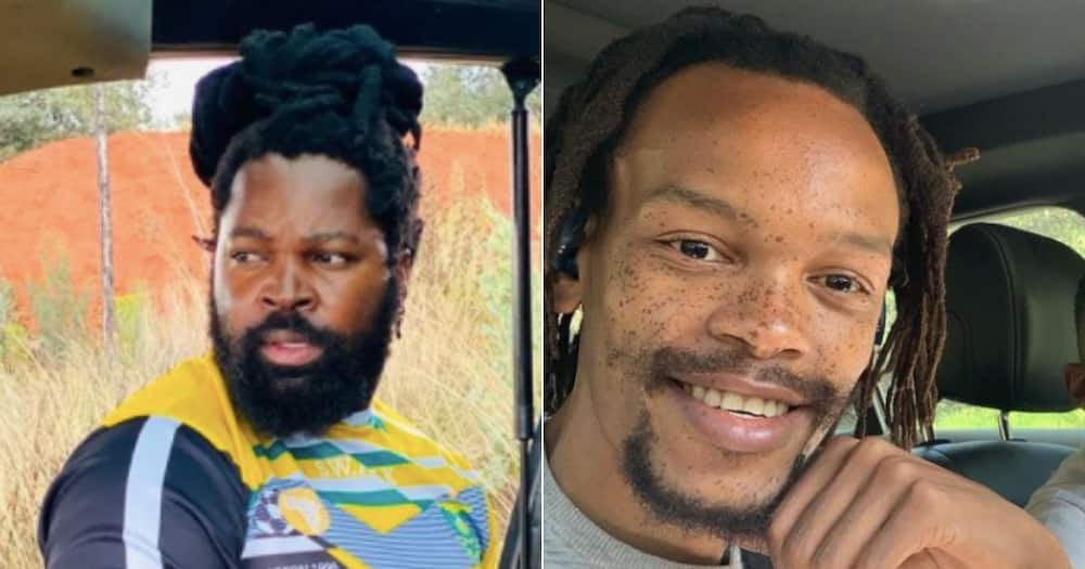 Big Zulu slams Nota Baloyi for commenting on his relationship with Rap Lyf