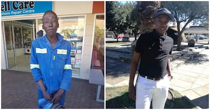 Mzansi applauds 2 black men for their honesty, woman's wallet returned
