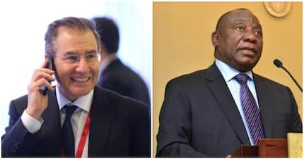 5 facts about SA billionaire and Ramaphosa's ally, Ivan Glasenberg