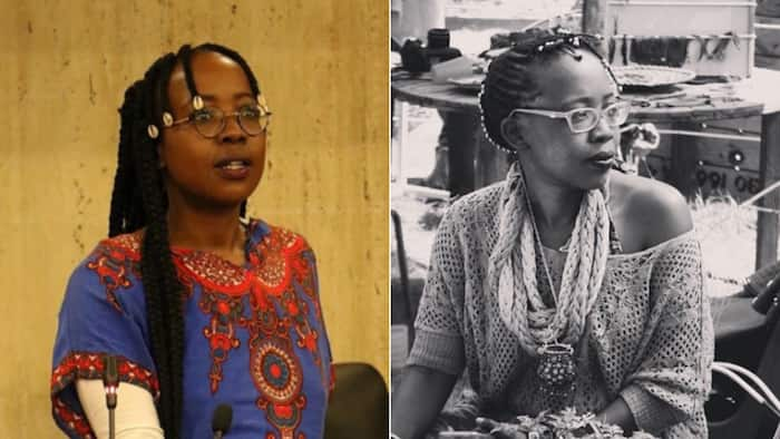 Ntsiki Mazwai ditches the city life for the simplistic farm life