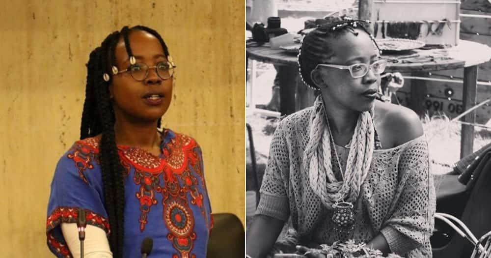"Ntsiki Mazwai wants to cancel ""boozing culture"", it's a problem"