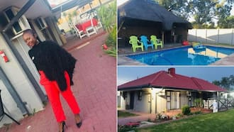 """""""Fills my heart with pride and joy"""": Woman opens own guesthouse at 27, inspires Mzansi"""