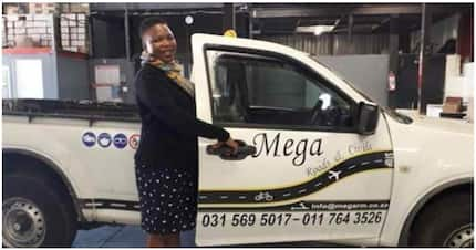 From petrol attendant to CEO: Nokuthula Dladla's amazing success story