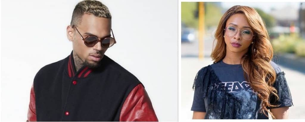 boity thulo and chris brown