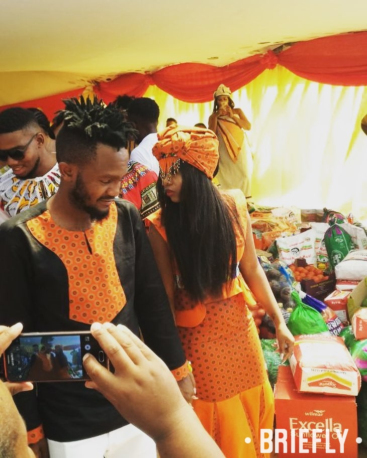 Kwesta wedding pictures, video and story