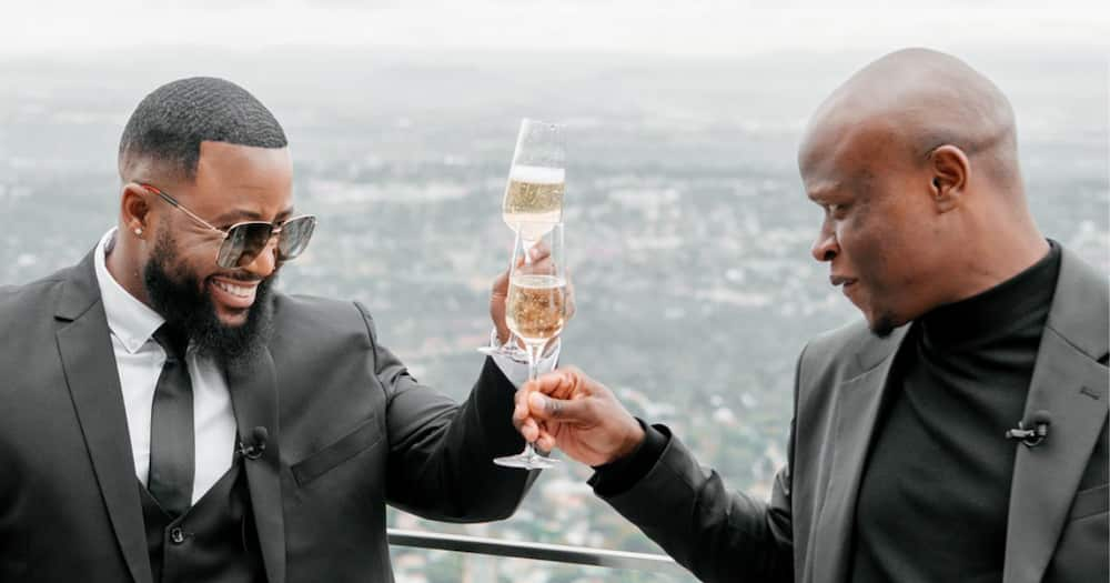 """""""This is what dreams are made of"""": Celebs react to Casspers R100 million deal"""