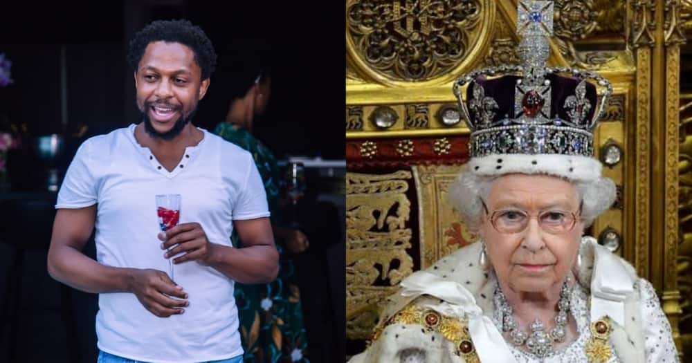 """""""We Want Our Diamonds"""": Ndlozi Demands SA Jewels From the Queen"""