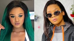 """Lady Du defends Babes Wodumo: """"Put some respect on that girl"""""""