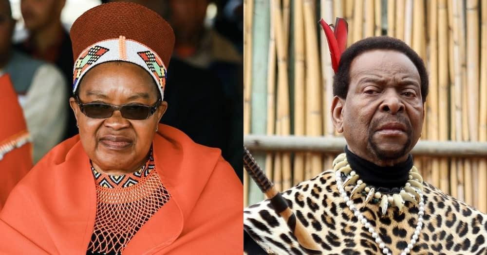 AmaZulu Royals: King's wife demands half of estate in court battle