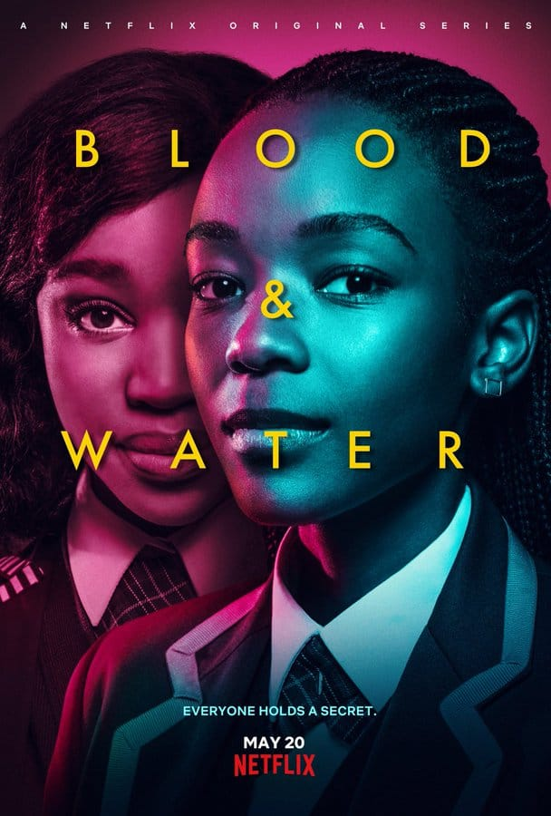 how many episodes in blood and water?