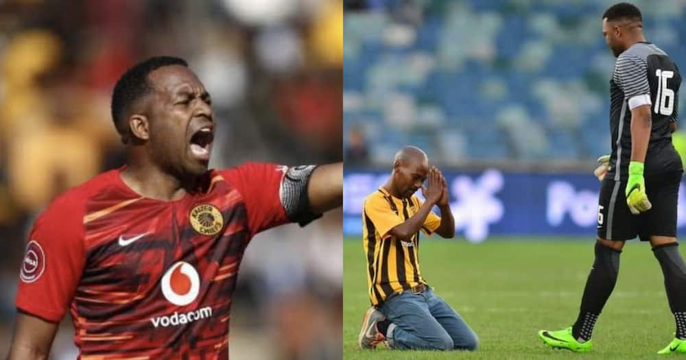Itu Khune Is Back on the Field but Is Not as Captain of Kaizer Chiefs