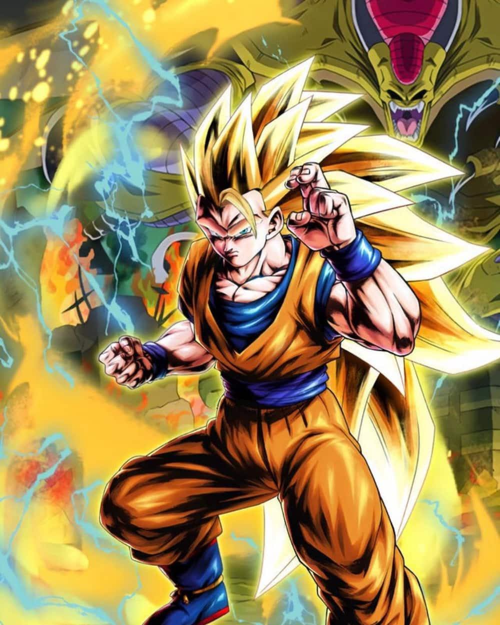 how old is Goku jr