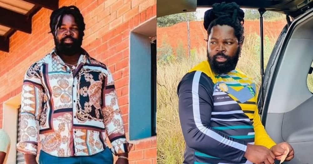 Nkabi Nation: Mzansi Rapper Big Zulu Celebrates Going Platinum