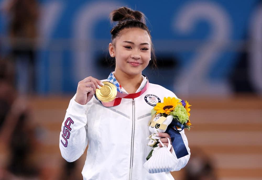 Sunisa Lee profile