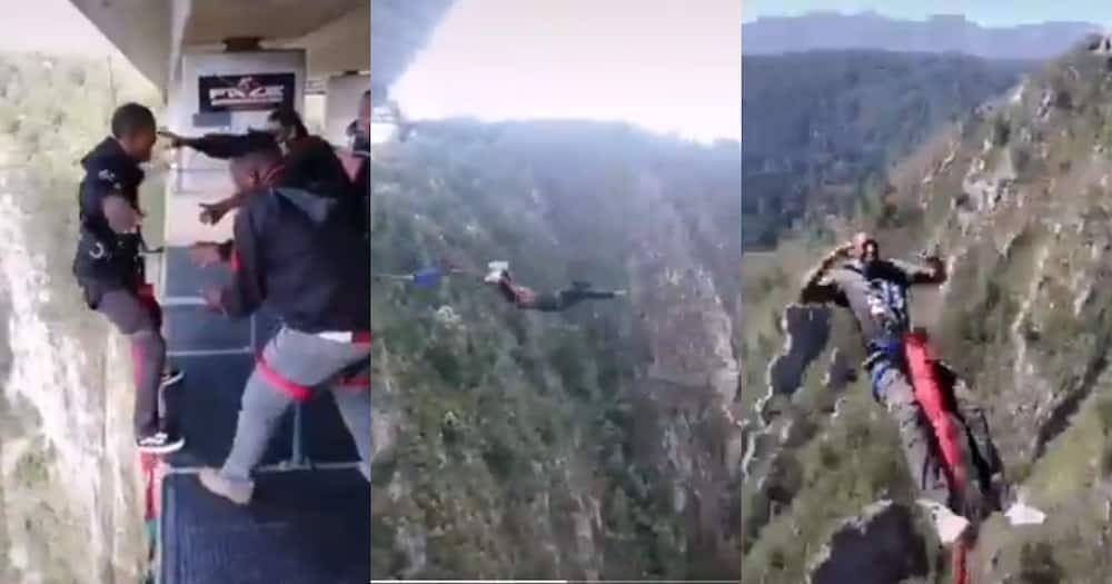 SA says no to bungee jumping