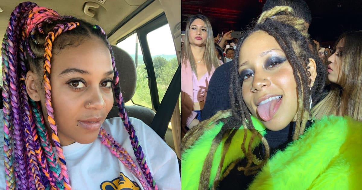 Social media tear into woman who denies she looks like Sho Madjozi - Briefly.co.za