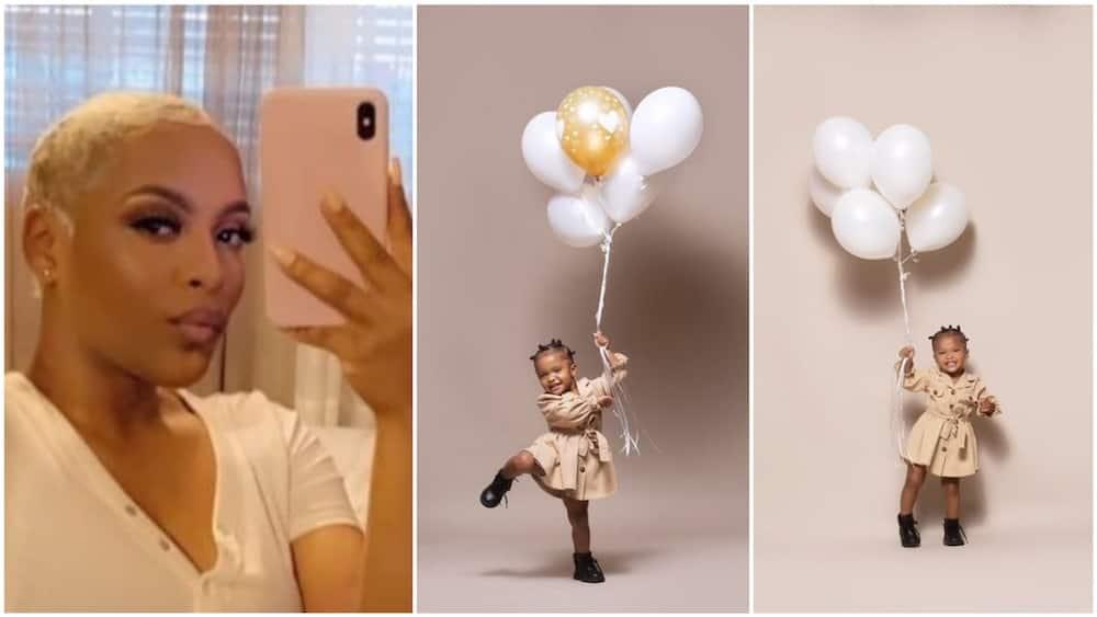 Mom celebrates daughter's birthday with amazing photoshoots