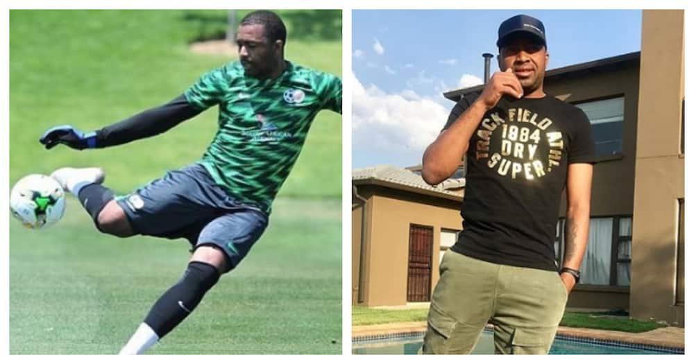 Flashback Friday: Khune shares throwback video of his debut season