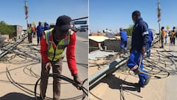 Alexandra residents will have to pay close R2 000 after City Power removed illegal connections