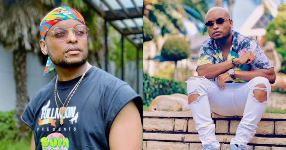 K.O reveals that the coronavirus almost took his life back in July
