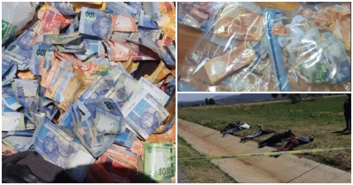 Cops hailed as heroes after foiling CIT heist. Cash and weapons seized