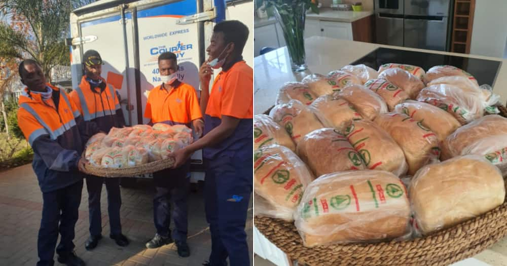 Soup Day: Kind Men Unexpectedly Donate Bread to Community Soup Kitchen