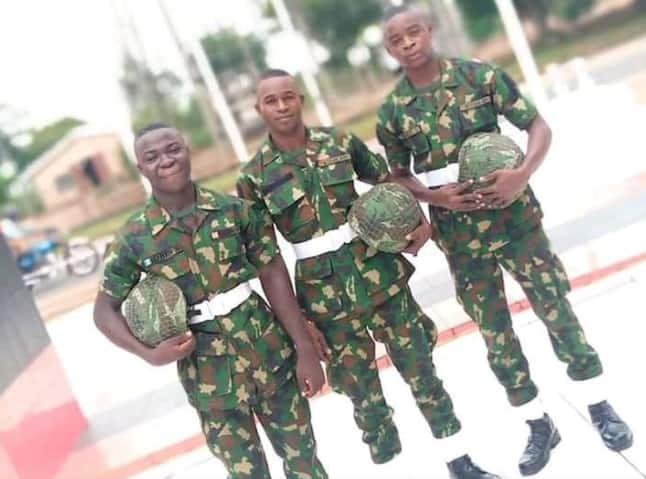 Nigeria forces