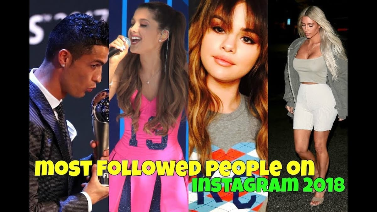 most followed person on instagram most followers on instagram most followed on instagram instagram followers