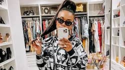 """Pearl Thusi vents her horror club experience: """"She's not having it"""""""