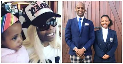 Arthur Mafokate shares how Lebo Mathosa predicted his daughter's future