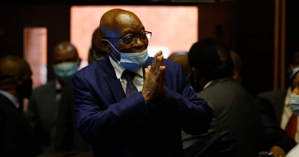 Jacob Zuma, Incarceration, Prison, Estcourt Correctional Services Centre, Former President, Constitutional Court, Social media