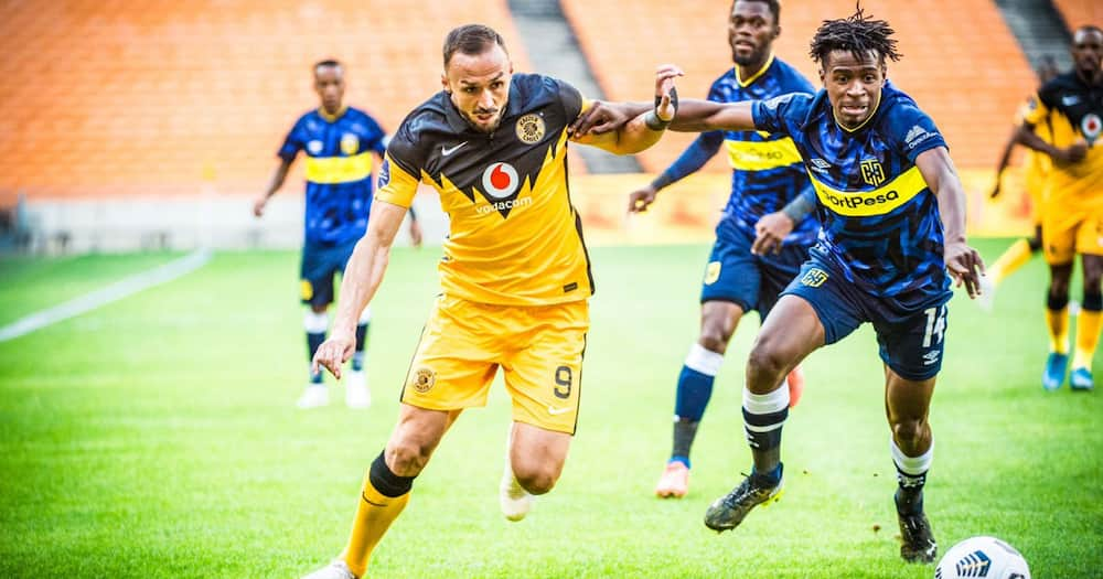 Kaizer Chiefs Fans Stunned by Cape Town City, Losing 2-1